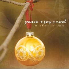 Cover image of the album Peace, Joy, Noel by Janice Faber