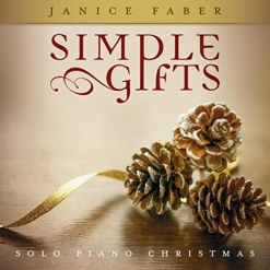 Cover image of the album Simple Gifts by Janice Faber