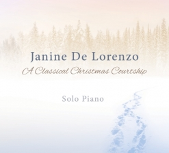 Cover image of the album A Classical Christmas Courtship by Janine De Lorenzo