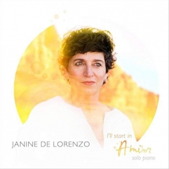 Cover image of the album I'll Start In A Minor by Janine De Lorenzo