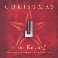 Cover image of the album Christmas in the Key of J by Jared Johnson
