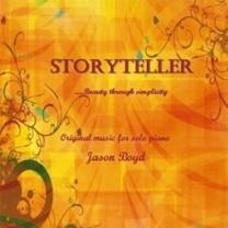 Cover image of the album Storyteller by Jason Boyd