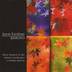 Cover image of the album Kimono by Jason Farnham