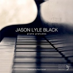 Cover image of the album Piano Preludes by Jason Lyle Black