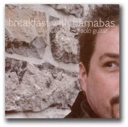 Cover image of the album Breakfast With Barnabas by Jay Calder