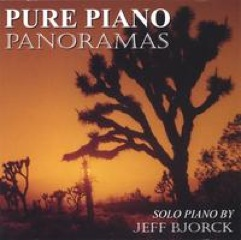 Cover image of the album Pure Piano Panoramas by Jeff Bjorck