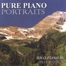 Cover image of the album Pure Piano Portraits by Jeff Bjorck
