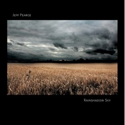 Cover image of the album Rainshadow Sky by Jeff Pearce
