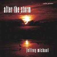 Cover image of the album After the Storm by Jeffrey Michael