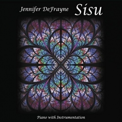 Cover image of the album Sisu by Jennifer DeFrayne
