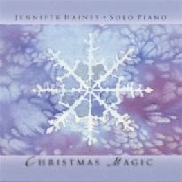 Cover image of the album Christmas Magic by Jennifer Haines