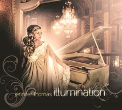 Cover image of the album Illumination by Jennifer Thomas