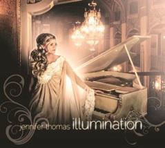 Cover image of the album Illumination by Jennifer Thomas