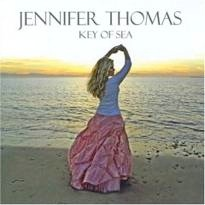 Cover image of the album Key of Sea by Jennifer Thomas