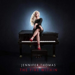Cover image of the album The Fire Within by Jennifer Thomas