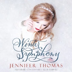 Cover image of the album Winter Symphony by Jennifer Thomas