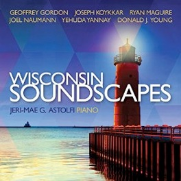 Cover image of the album Wisconsin Soundscapes by Jeri-Mae G. Astolfi