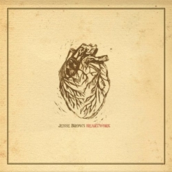 Cover image of the album Heartwork by Jesse Brown