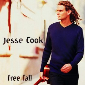 Cover image of the album Free Fall by Jesse Cook