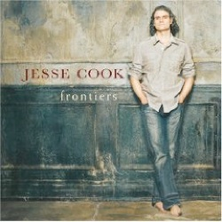 Cover image of the album Frontiers by Jesse Cook