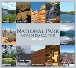 Cover image of the album National Park Soundscapes by Jill Haley