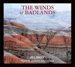 Cover image of the album The Winds of Badlands by Jill Haley