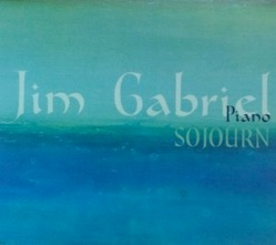 Cover image of the album Sojourn by Jim Gabriel