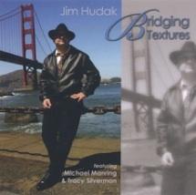 Cover image of the album Bridging Textures by Jim Hudak