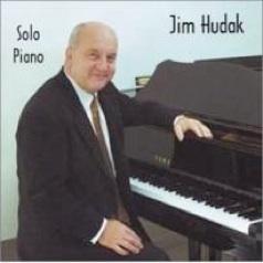 Cover image of the album Solo Piano by Jim Hudak