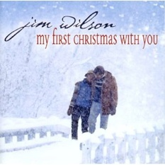 Cover image of the album My First Christmas With You by Jim Wilson