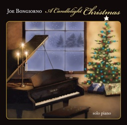 Cover image of the album A Candlelight Christmas by Joe Bongiorno