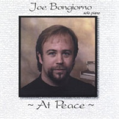 Cover image of the album At Peace by Joe Bongiorno