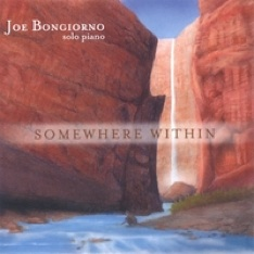 Cover image of the album Somewhere Within by Joe Bongiorno