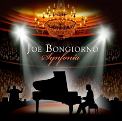 Cover image of the album Synfonia by Joe Bongiorno