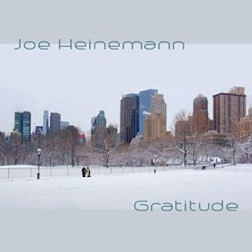 Cover image of the album Gratitude by Joe Heinemann