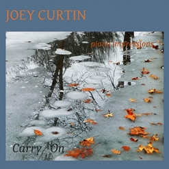 Cover image of the album Carry On (single) by Joey Curtin