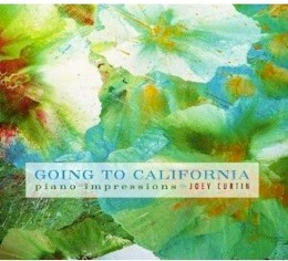 Cover image of the album Going To California by Joey Curtin