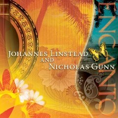 Cover image of the album Encanto by Johannes Linstead and Nicholas Gunn
