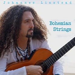 Cover image of the album Bohemian Strings by Johannes Linstead