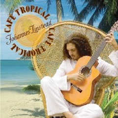 Cover image of the album Café Tropical by Johannes Linstead