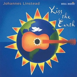 Cover image of the album Kiss the Earth by Johannes Linstead