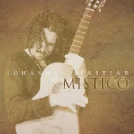 Cover image of the album Mistico by Johannes Linstead