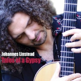 Cover image of the album Tales of a Gypsy by Johannes Linstead