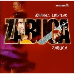 Cover image of the album Zabuca by Johannes Linstead