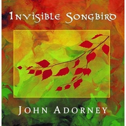 Cover image of the album Invisible Songbird by John Adorney