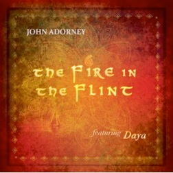 Cover image of the album The Fire in the Flint by John Adorney