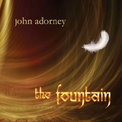 Cover image of the album The Fountain by John Adorney