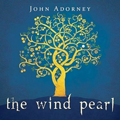 Cover image of the album The Wind Pearl by John Adorney