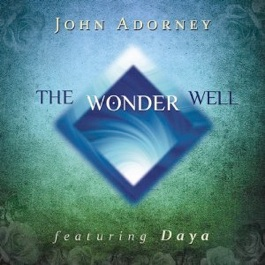 Cover image of the album The Wonder Well by John Adorney