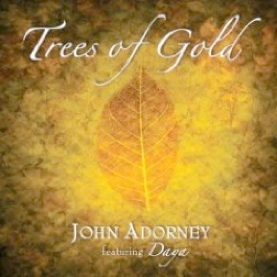 Cover image of the album Trees of Gold by John Adorney